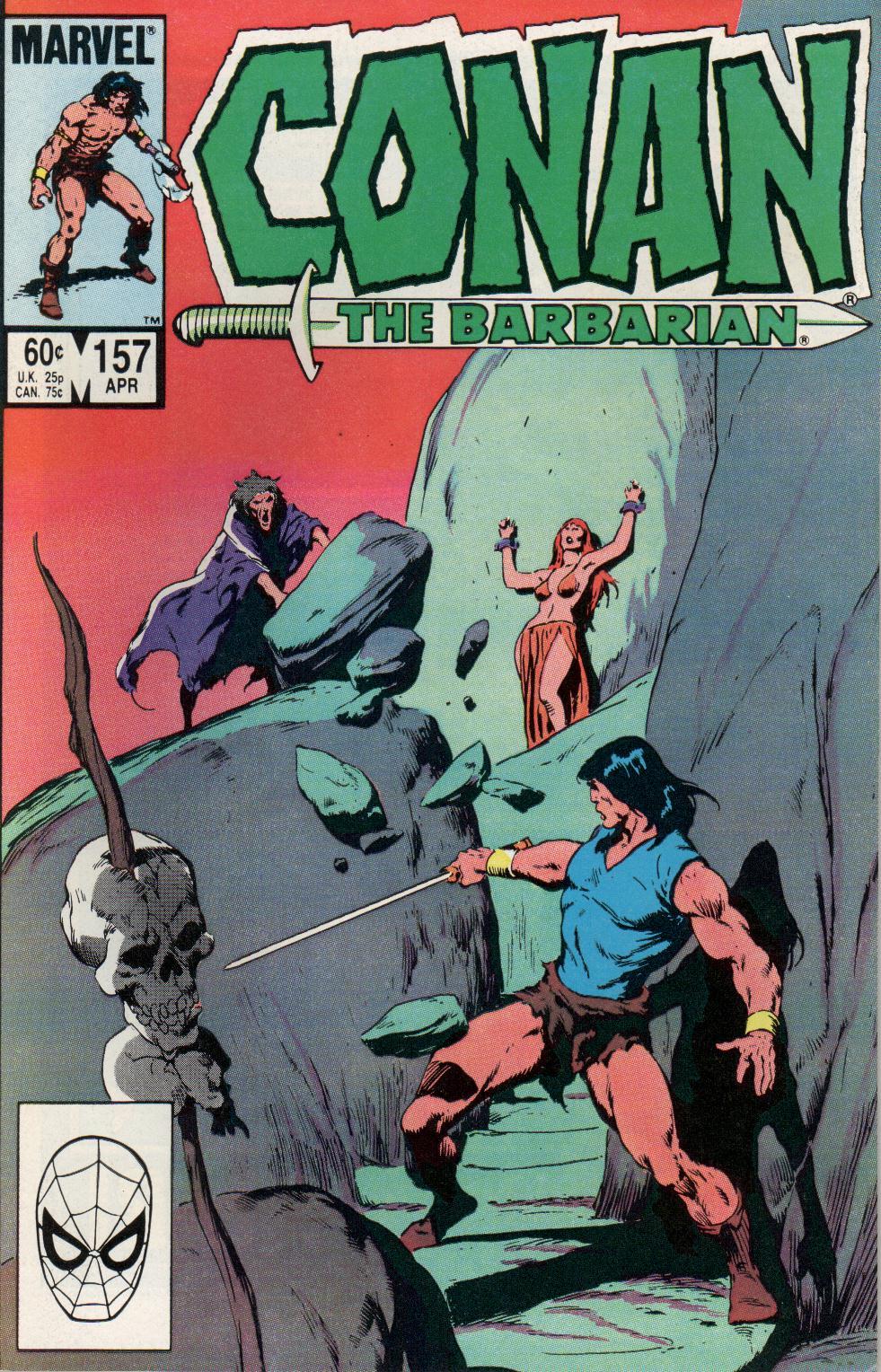 Conan the Barbarian 157