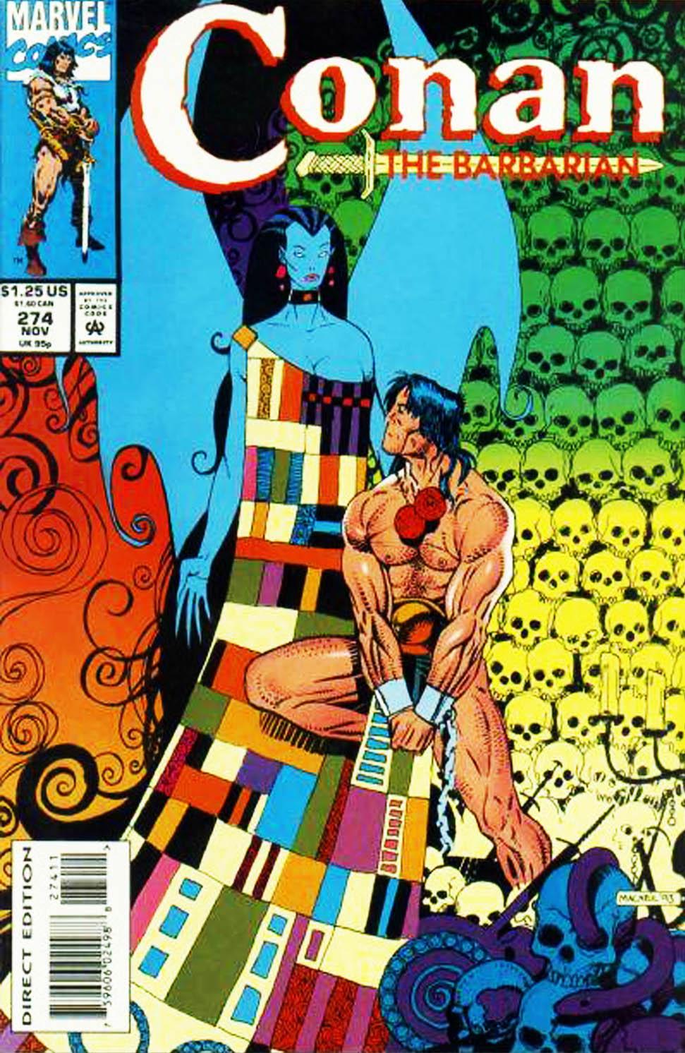 Conan the Barbarian 274