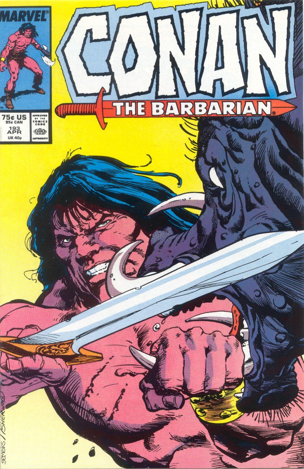 Conan the Barbarian 193