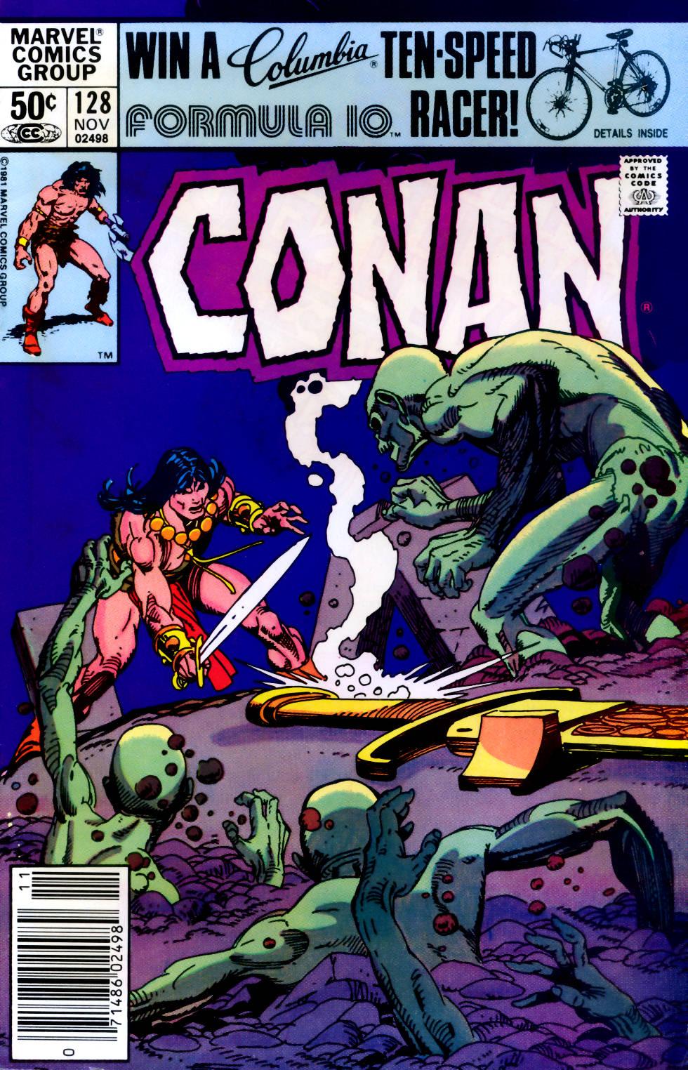 Conan the Barbarian 128
