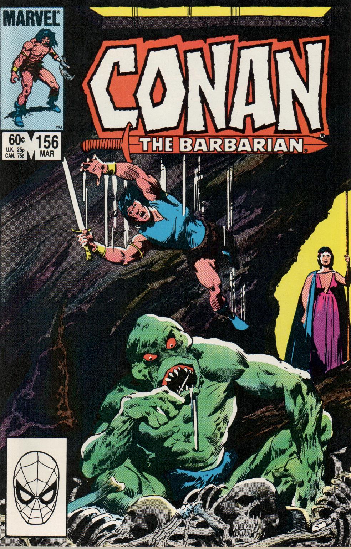 Conan the Barbarian 156