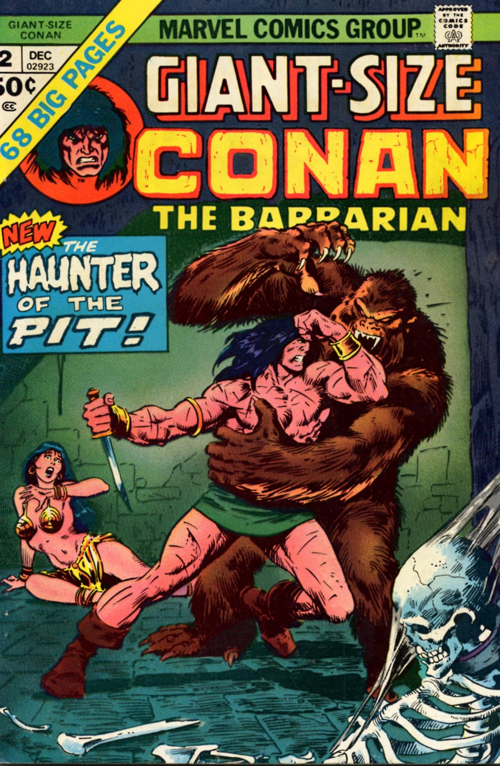 Giant-Size Conan 2