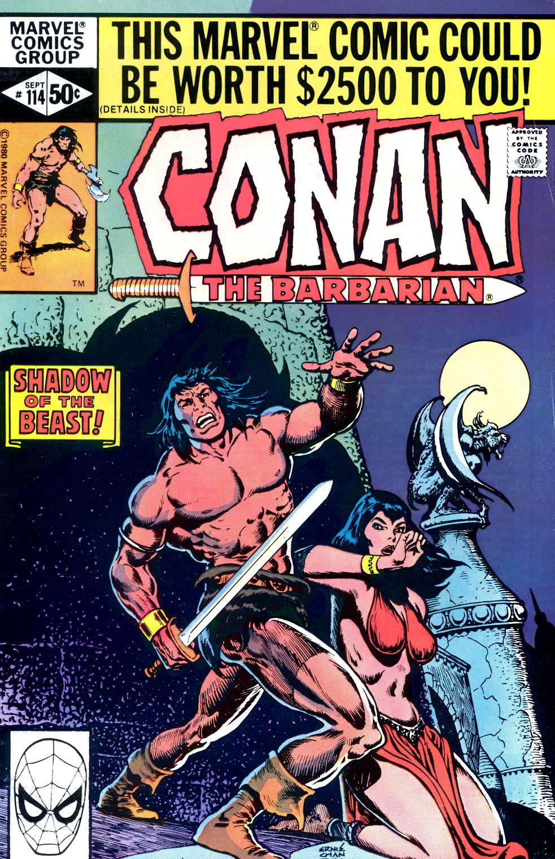 Conan the Barbarian 114