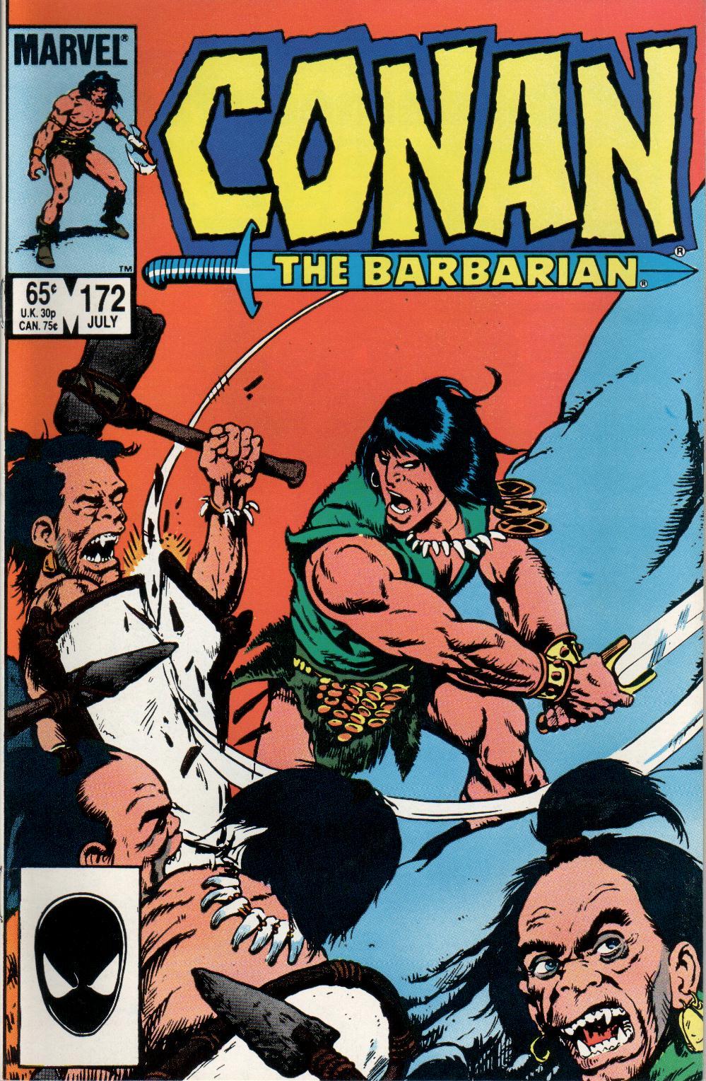 Conan the Barbarian 172
