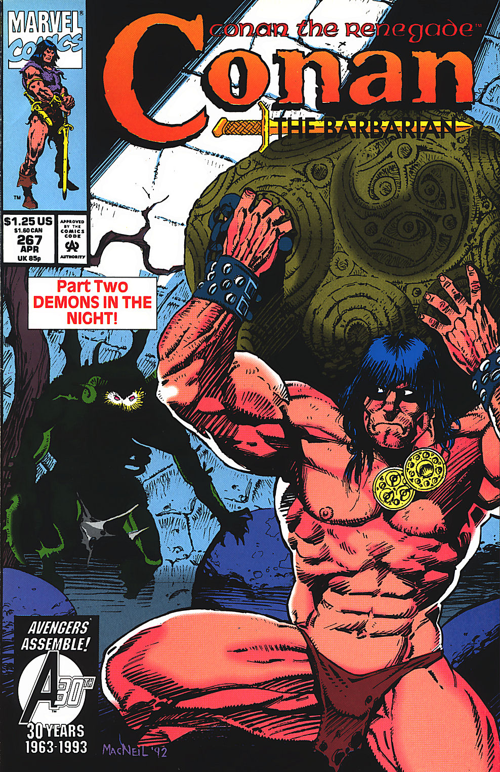 Conan the Barbarian 267