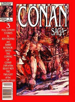 Conan Saga 1
