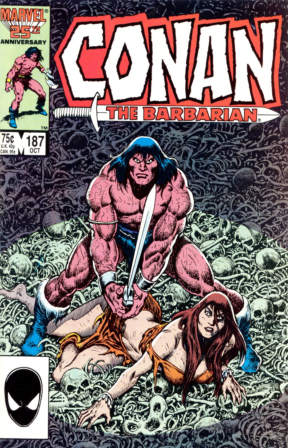 Conan the Barbarian 187