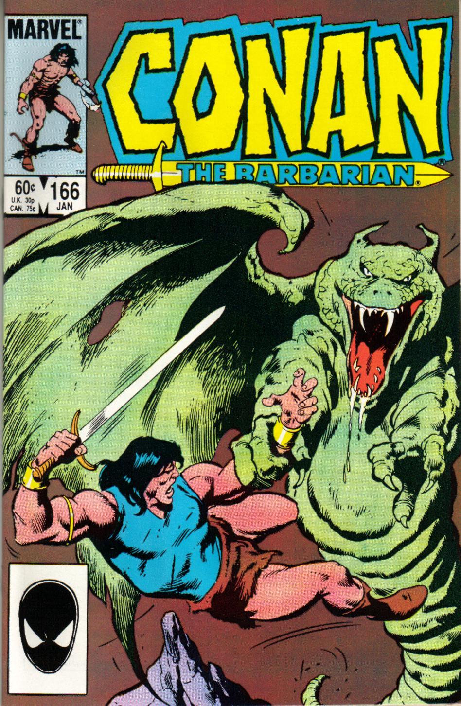 Conan the Barbarian 166