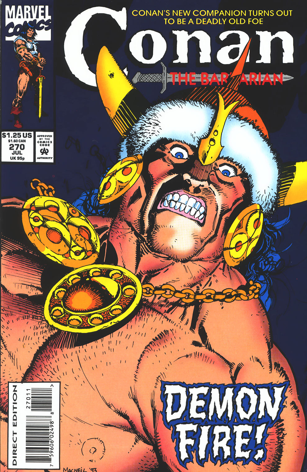 Conan the Barbarian 270