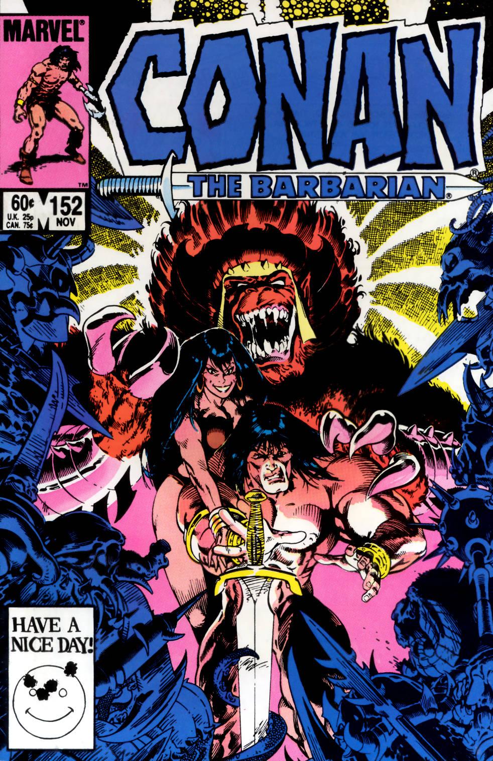 Conan the Barbarian 152