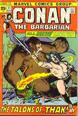 Conan the Barbarian 11