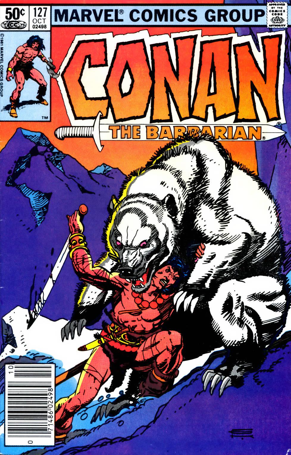 Conan the Barbarian 127