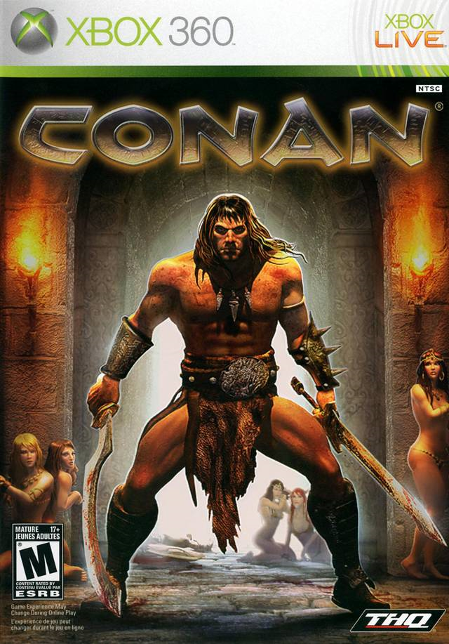 Conan (2007 video game)