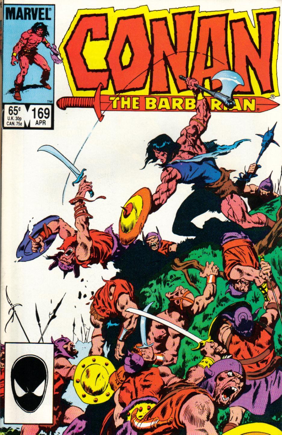 Conan the Barbarian 169