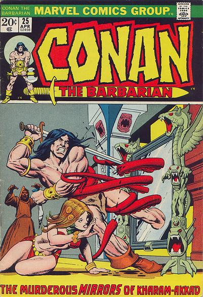 Conan the Barbarian 25