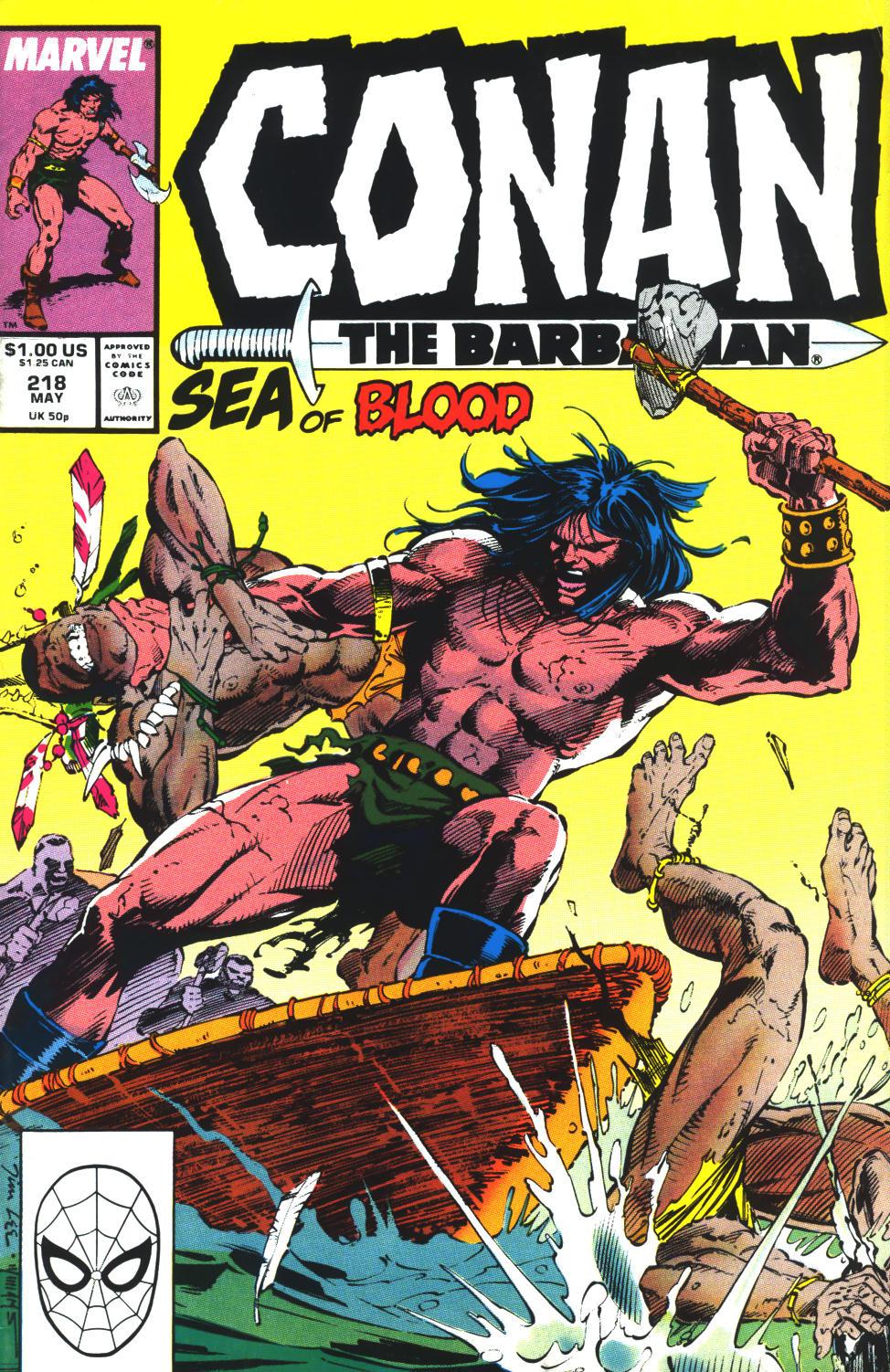 Conan the Barbarian 218