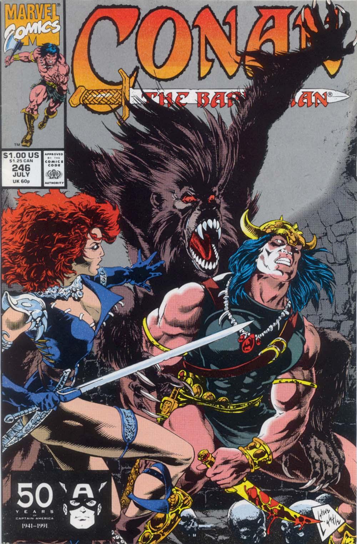 Conan the Barbarian 246