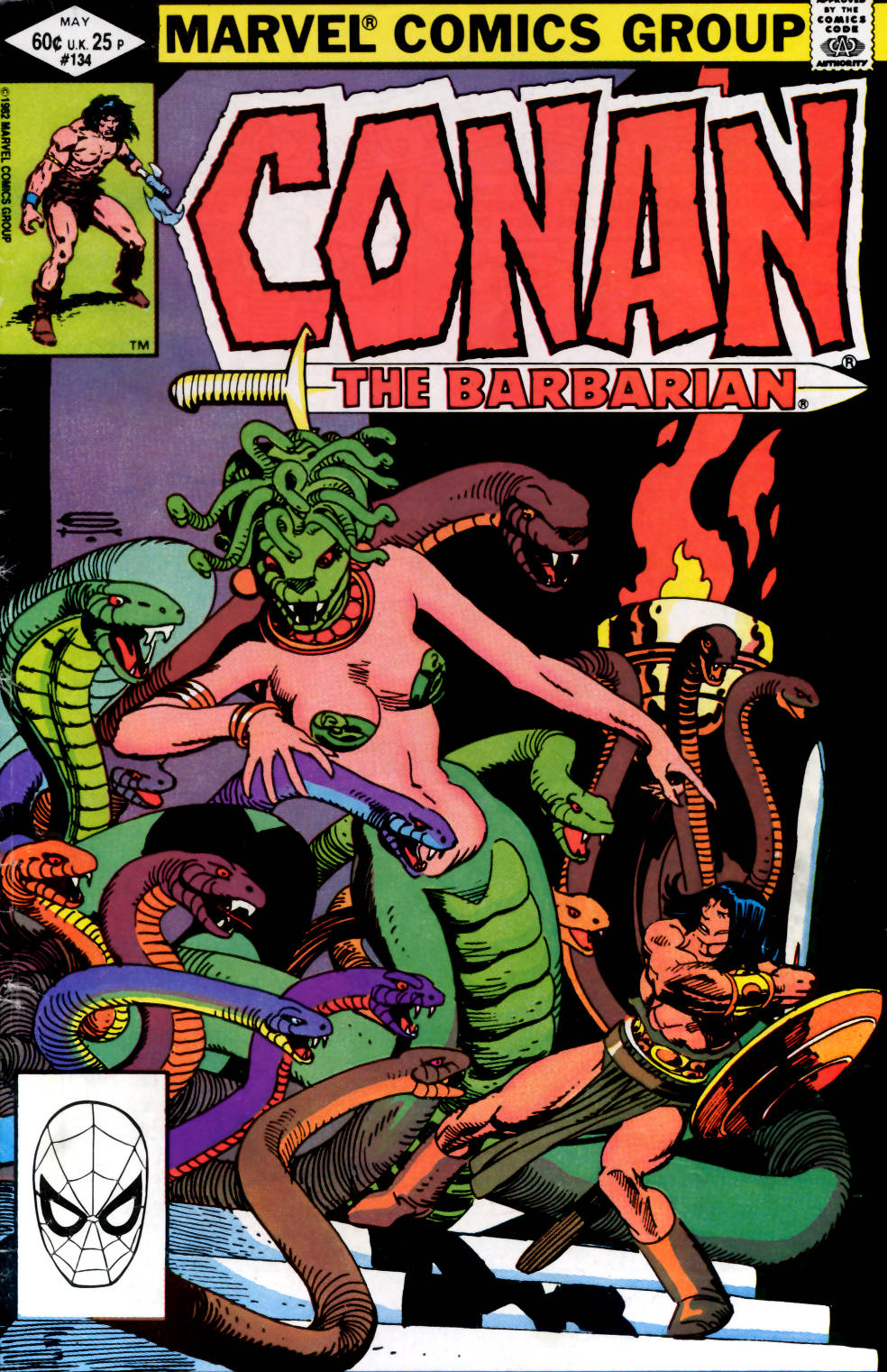 Conan the Barbarian 134