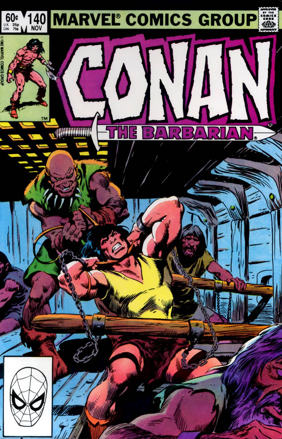 Conan the Barbarian 140