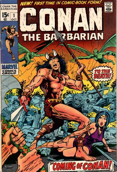 Conan the Barbarian (Marvel)