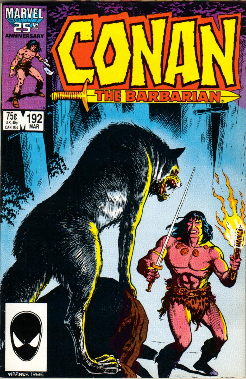 Conan the Barbarian 192