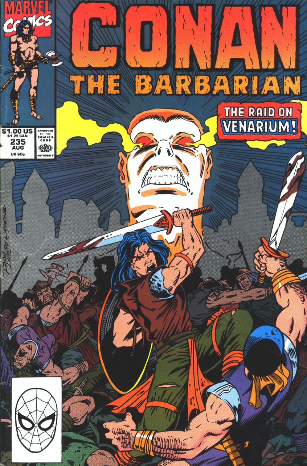 Conan the Barbarian 235