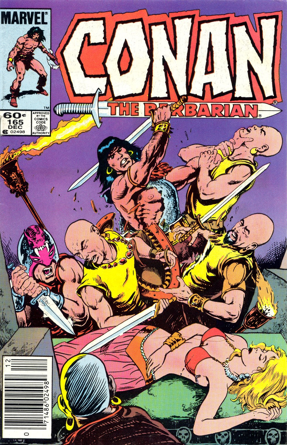 Conan the Barbarian 165