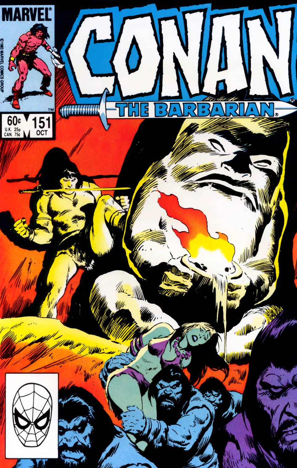 Conan the Barbarian 151