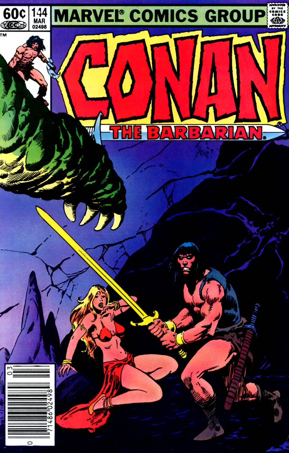 Conan the Barbarian 144