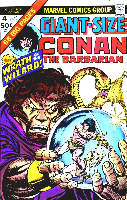Giant-Size Conan 4