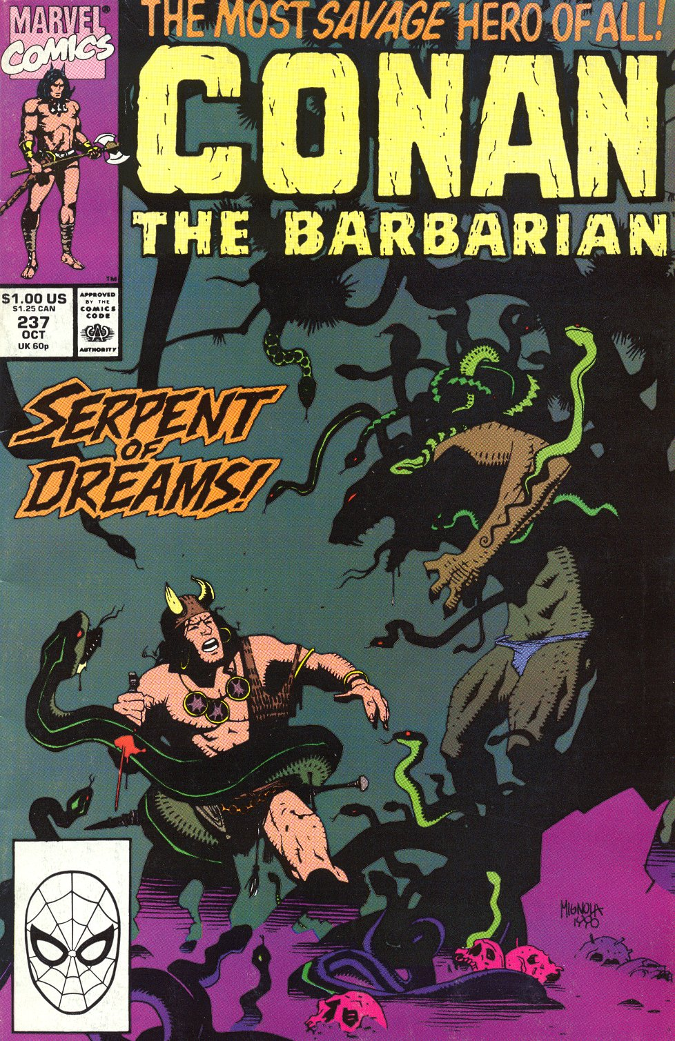Conan the Barbarian 237