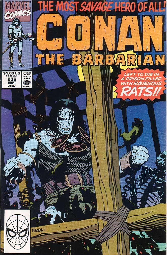 Conan the Barbarian 236