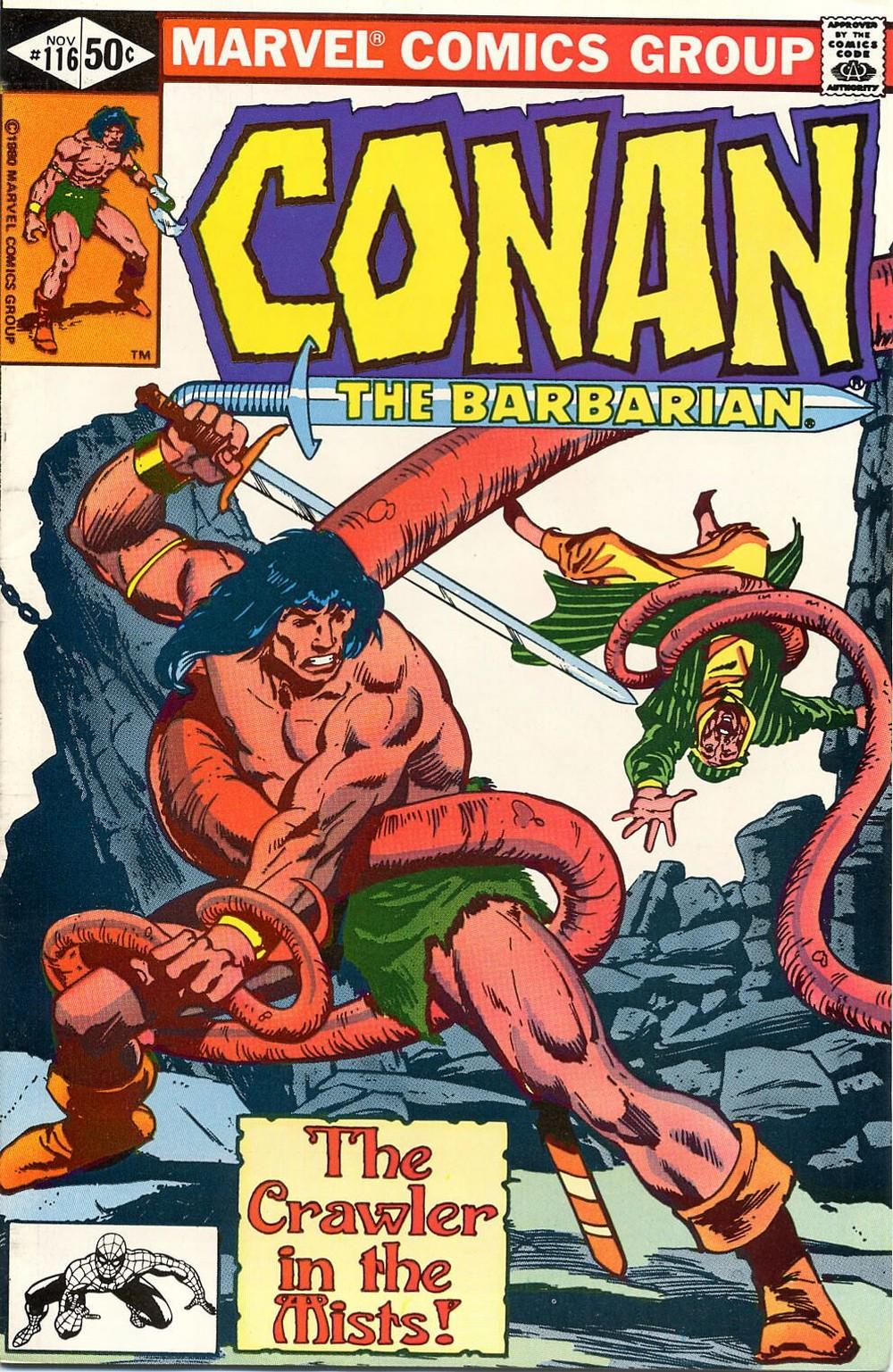 Conan the Barbarian 116