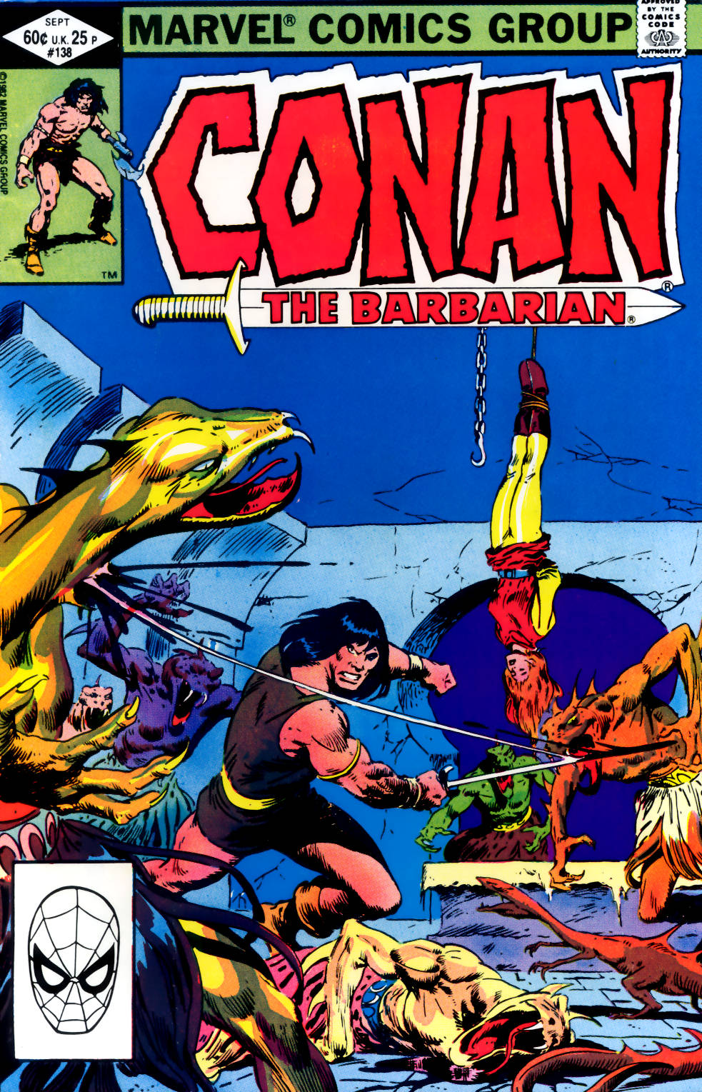 Conan the Barbarian 138