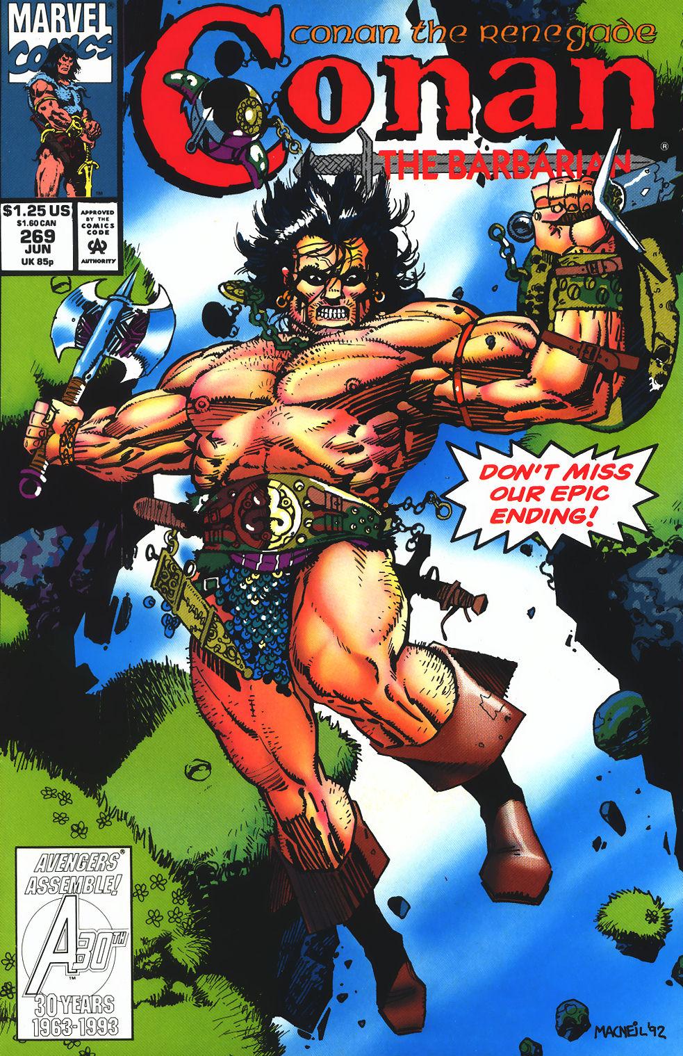 Conan the Barbarian 269