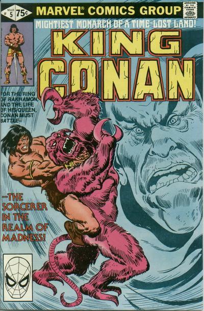 King Conan 5