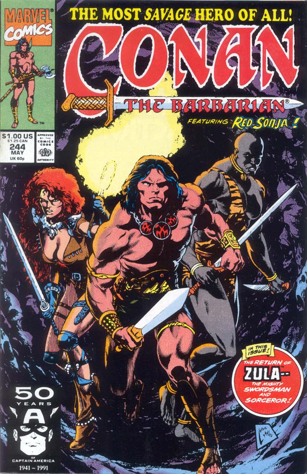 Conan the Barbarian 244