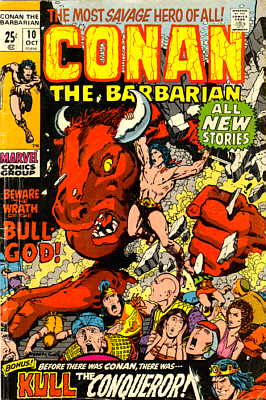 Conan the Barbarian 10