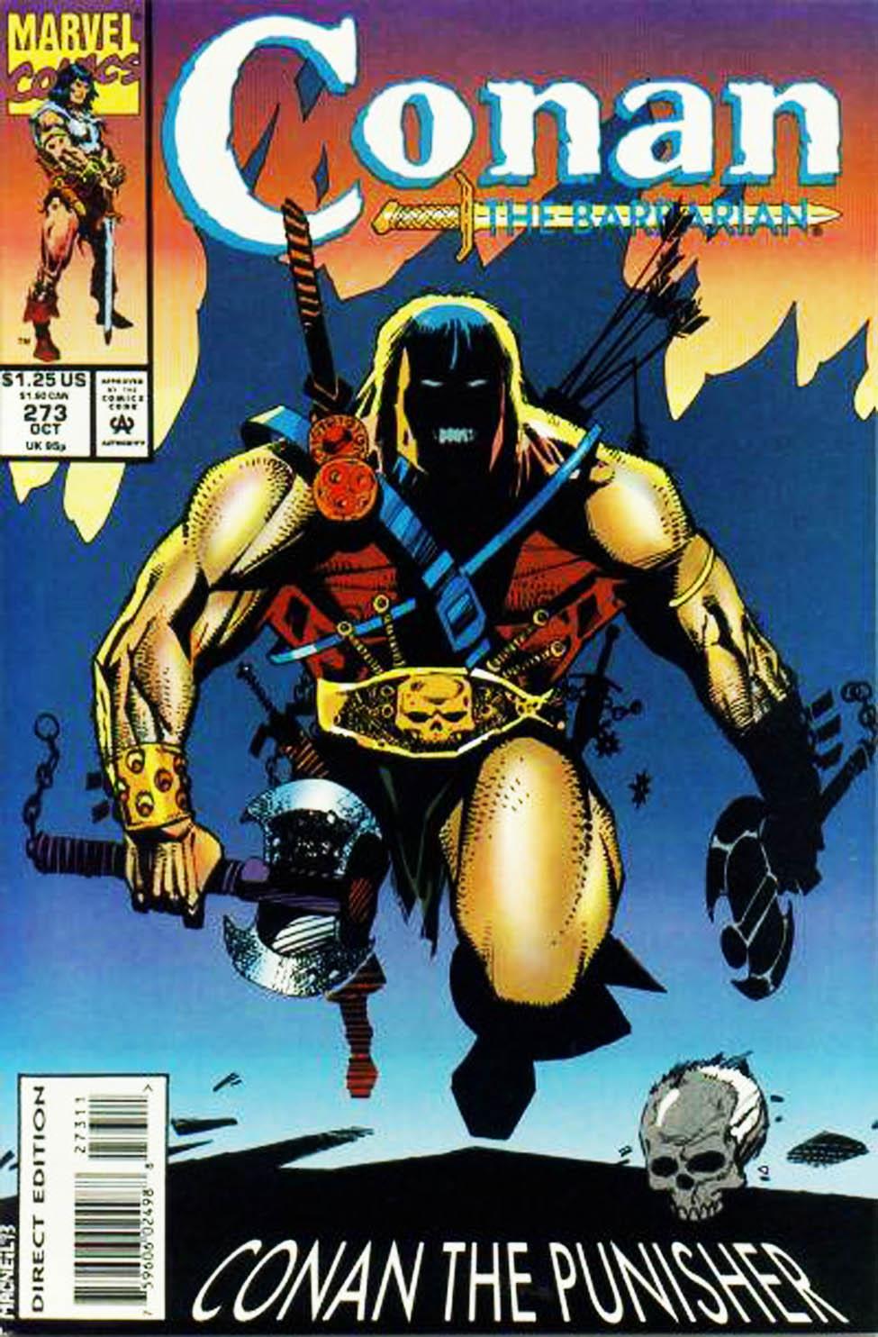 Conan the Barbarian 273