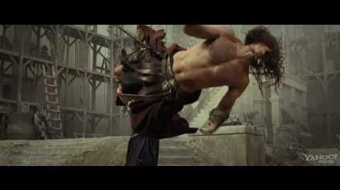 Conan the Barbarian Trailer 2