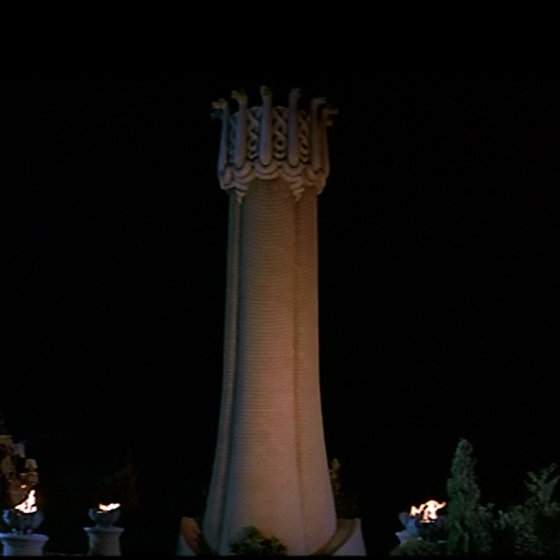 Tower of the Serpent