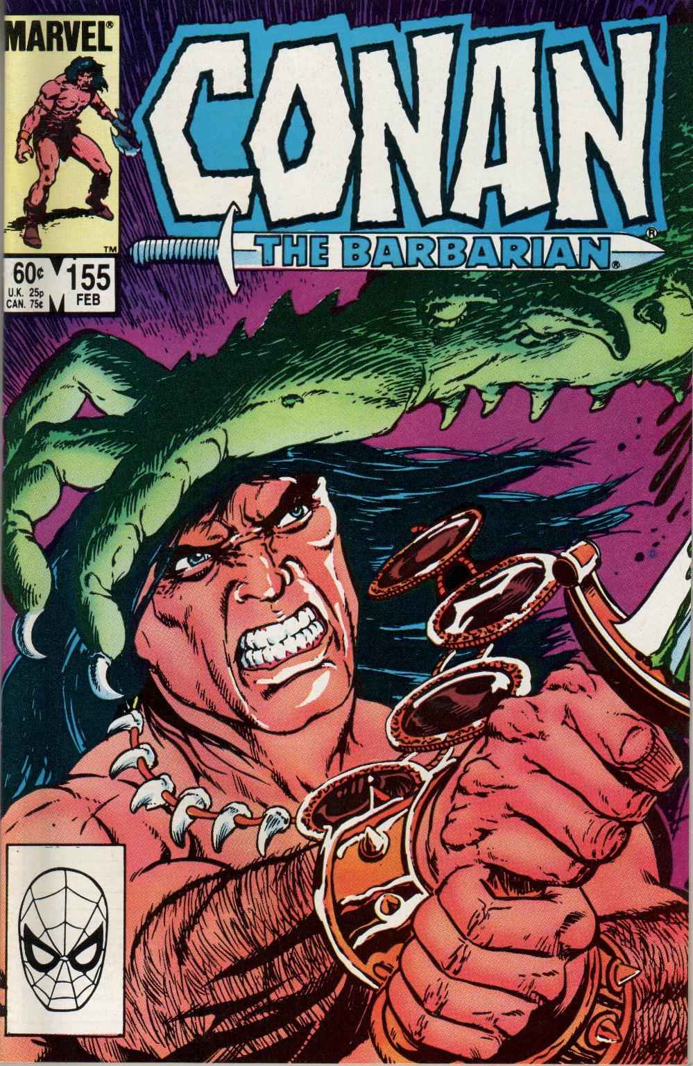 Conan the Barbarian 155