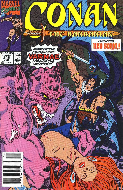 Conan the Barbarian 245
