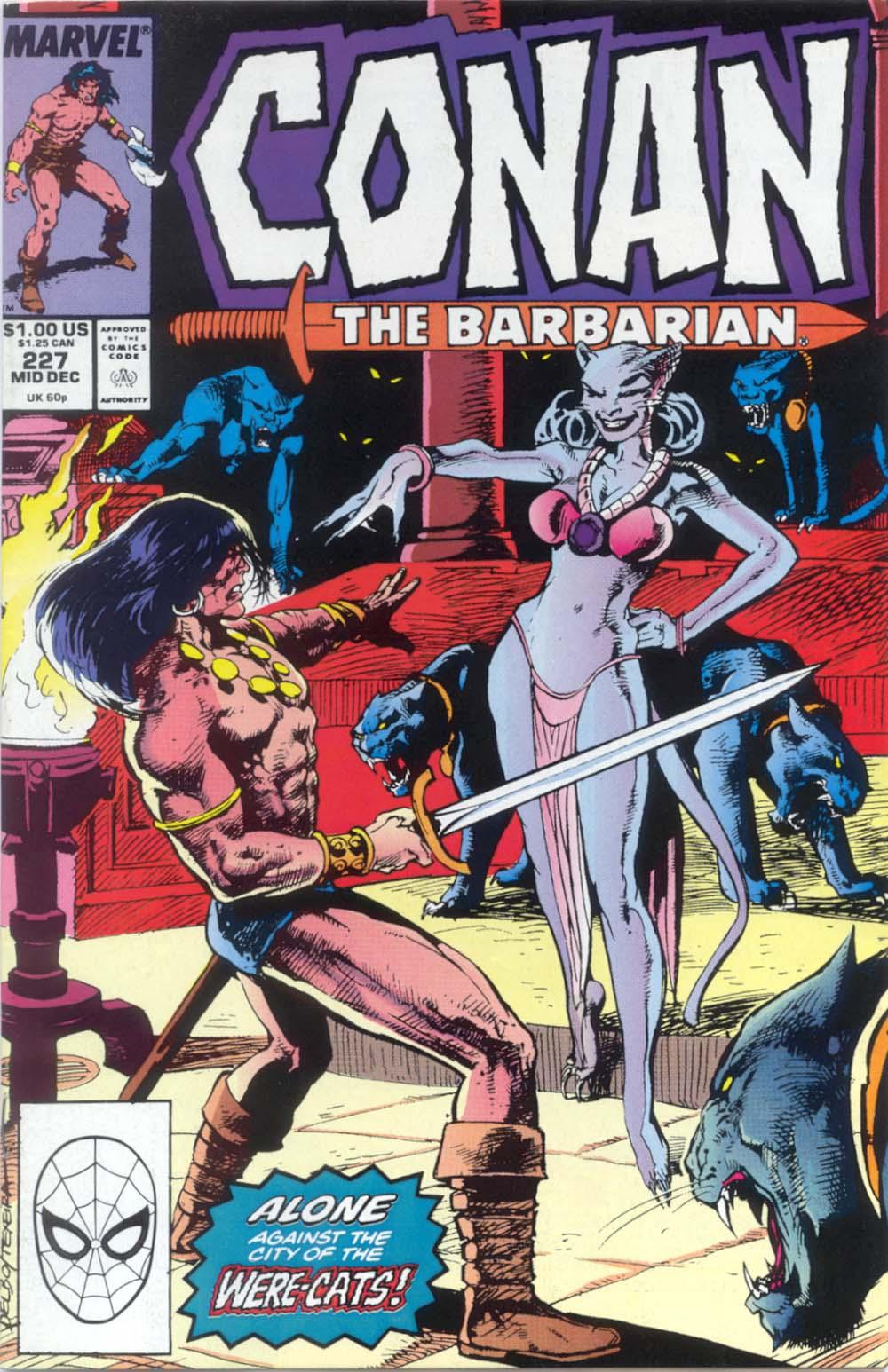 Conan the Barbarian 227