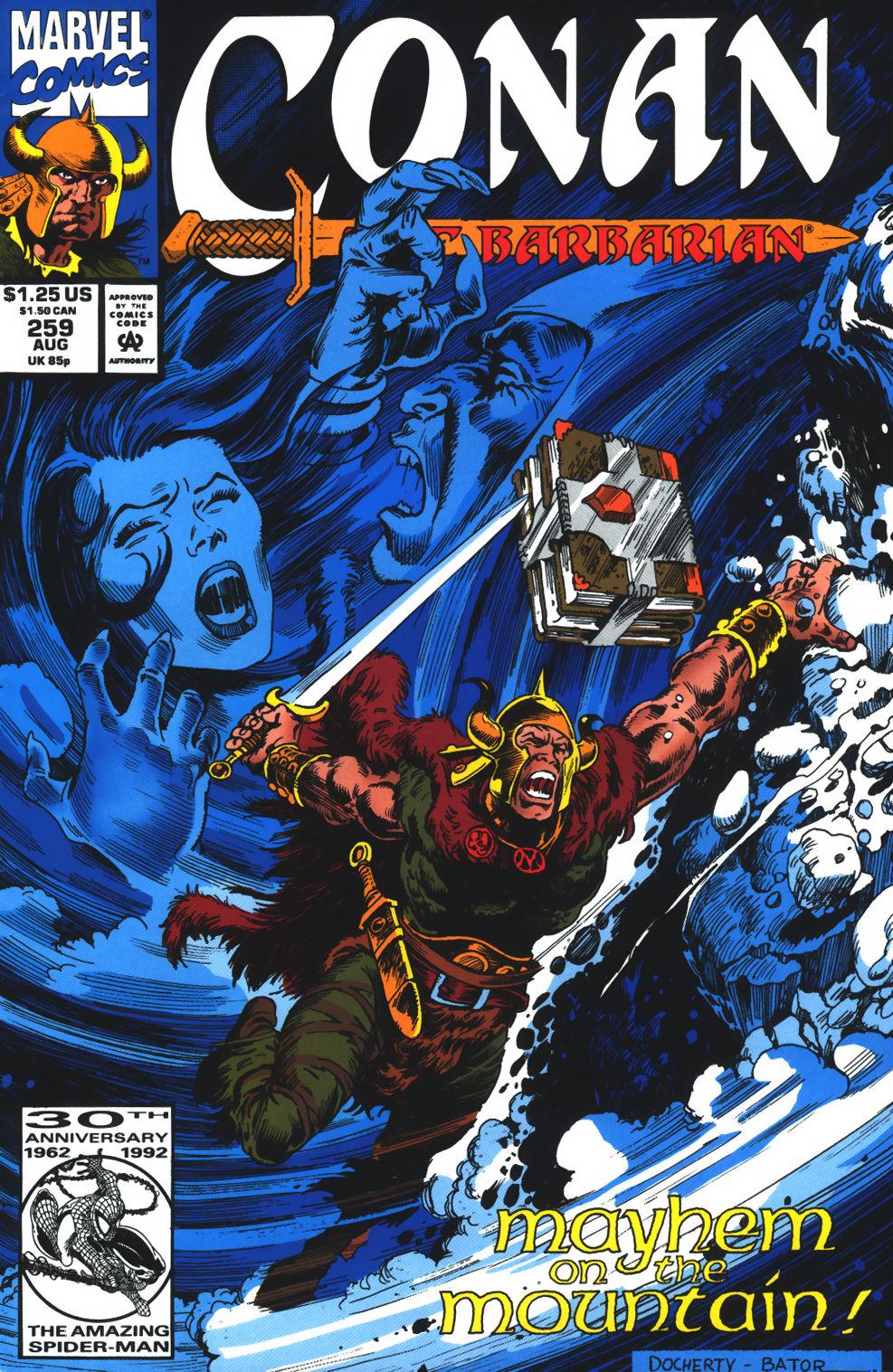 Conan the Barbarian 259