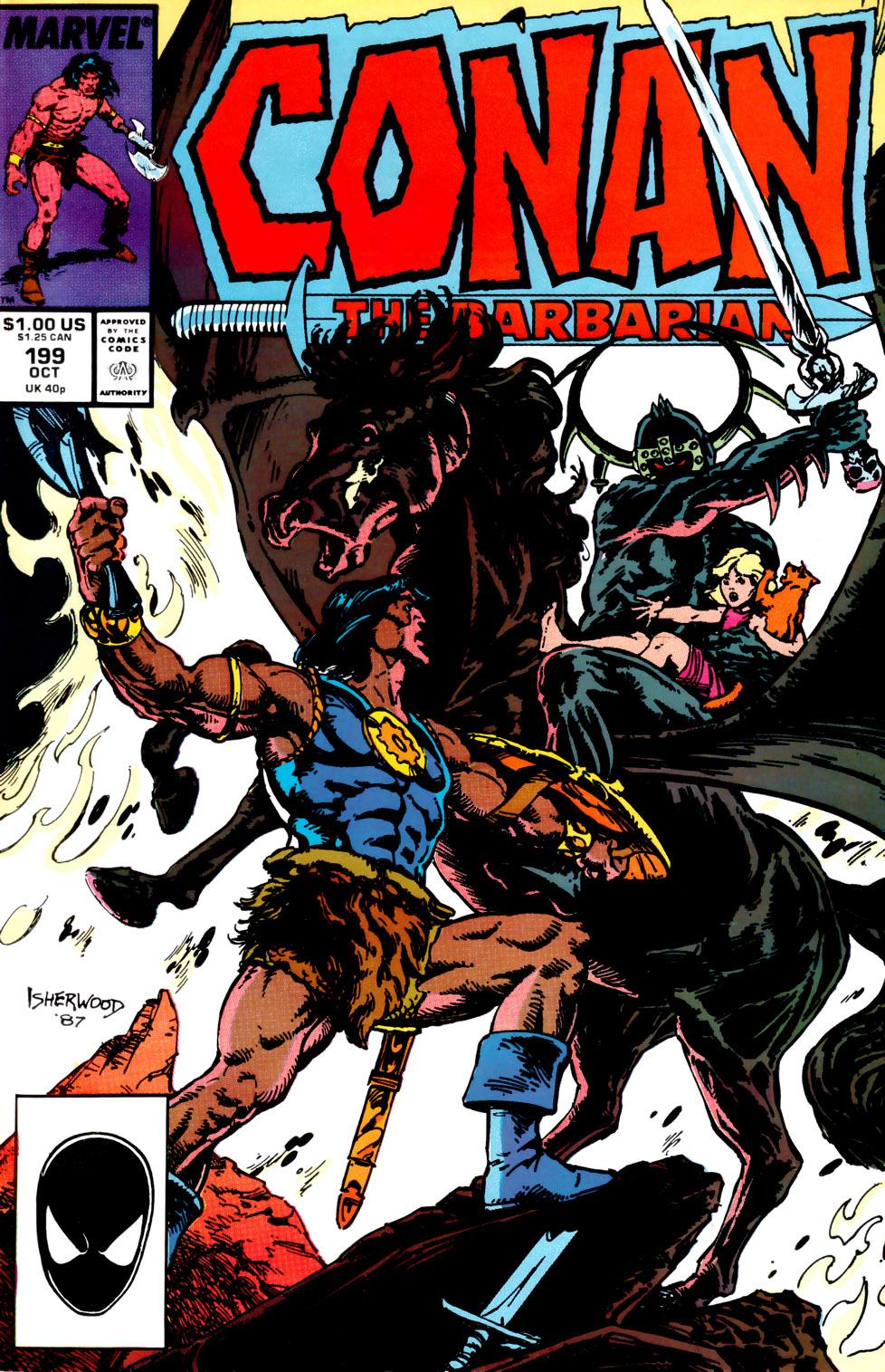 Conan the Barbarian 199