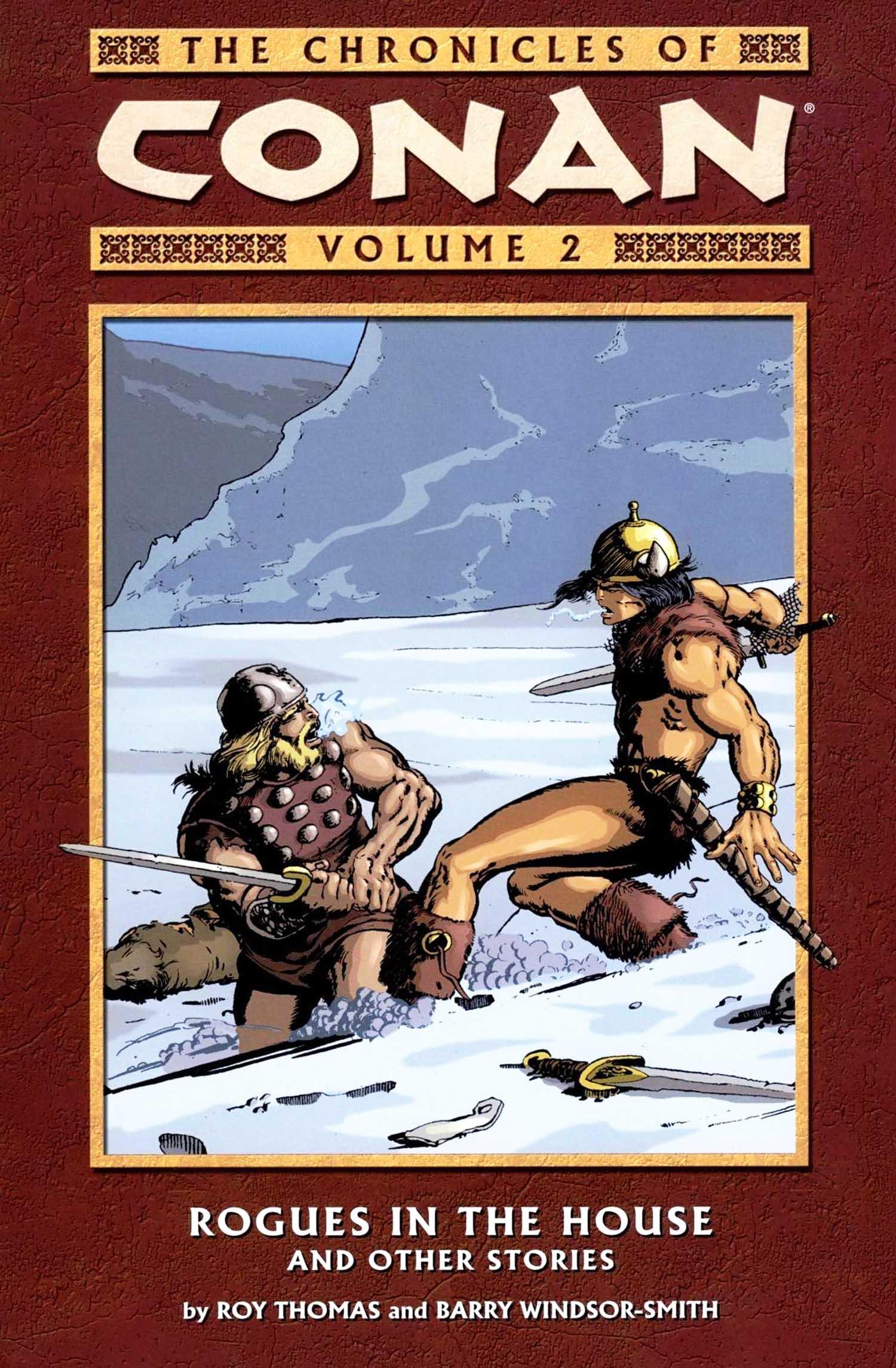 The Chronicles of Conan Volume 2