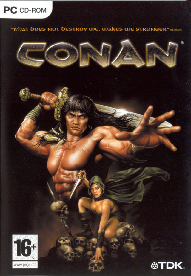 Conan (2004 video game)