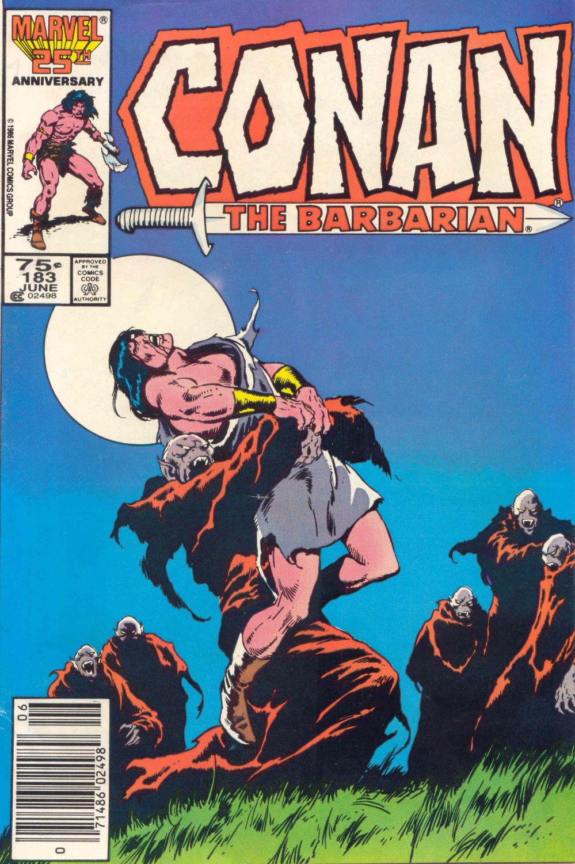 Conan the Barbarian 183