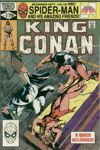 King Conan 8